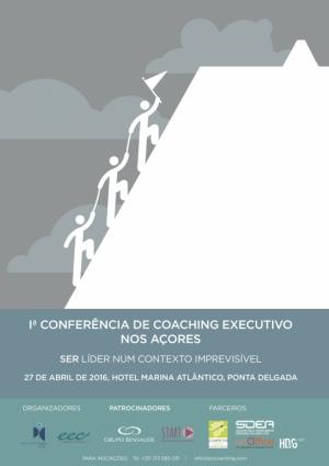 1ª Conferência de Coaching Executivo nos Açores