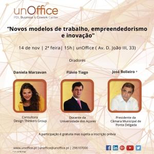 Novos modelos de trabalho, empreendedorismo e inovação