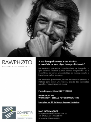Workshop de Fotografia | Human Centric