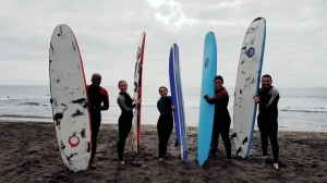 Vamos ao Surf