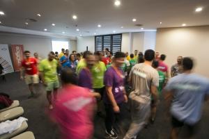 """""""Nos Açores Try-Out"""" conta com 11 equipas e mais de 40 participantes"""