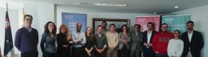 1ª reunião da Rede de Incubadoras das Empresas dos Açores - RIEA.