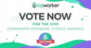 "unOffice nomeado para o ""Coworker Members' Choice Awards"